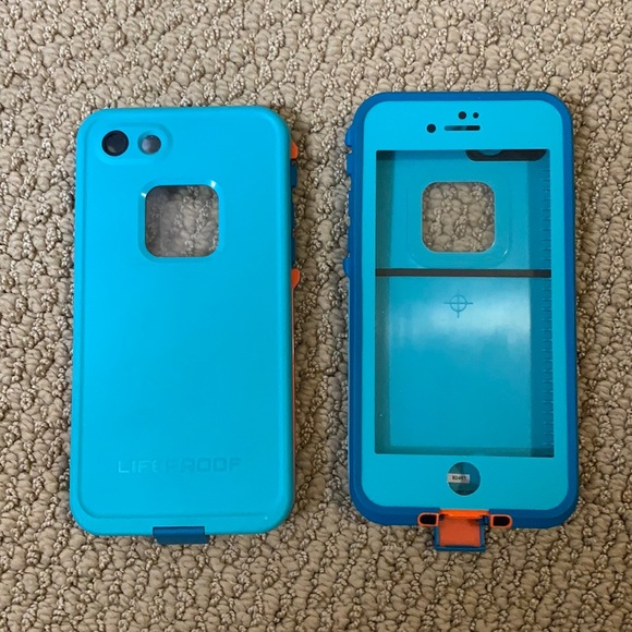 2 Life-proof Cases